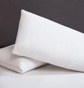 Clean Memory Foam Pillows