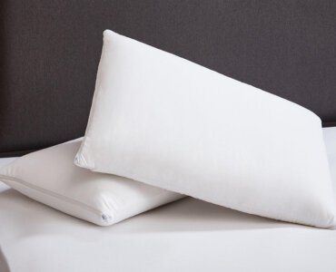 Clean Memory Foam Pillows