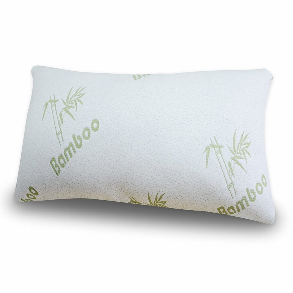 Bamboo Grand Adjustable Memory Foam Pillow