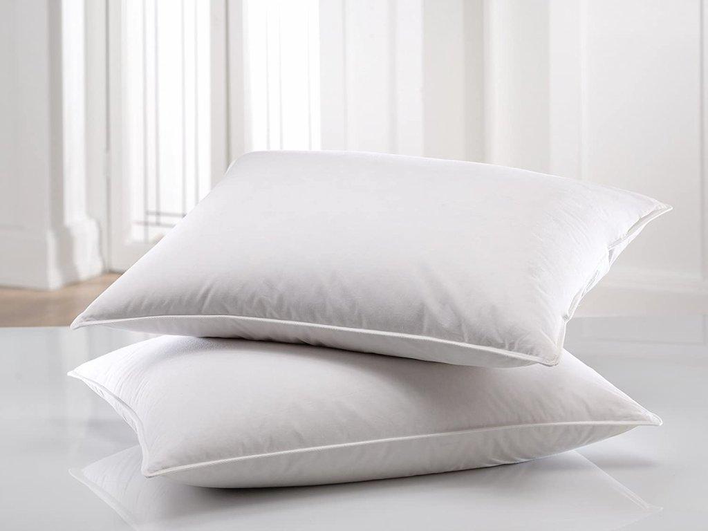 East Coast Bedding White Goose Down Pillow