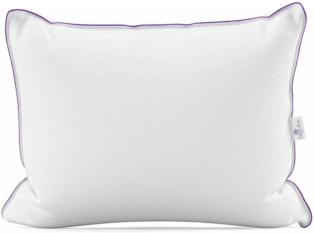 The Queen Anne French Goose Down Pillow